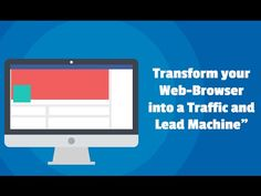 Revolutionary new Browser Extension Transforms your Web Browser into a Traffic and Lead Machine Online Marketing, Digital Marketing, Browser Extensions, Hey You, Da Nang, Web Browser, Lead Generation, Revolutionaries, Food And Drink