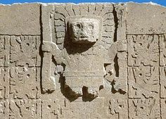 """Ancient Ruins of Tiwanacu and PumaPunku - Approximately inhabitants - Most unique """"H blocks"""" on the planet along with keystone cuts. Incas believe it's where civilization started. Bolivia, Ancient Ruins, Ancient History, Puma Punku, Nazca Lines, Great Pyramid Of Giza, Pyramids Of Giza, Ancient Civilizations, Deities"""