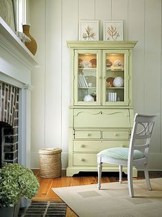 Really like this hutch and the color