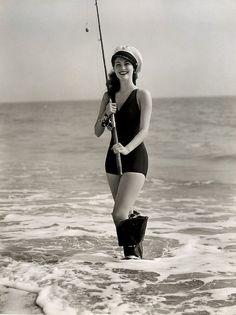 Ava Gardner...Vintage Beauty...love this shot of her...