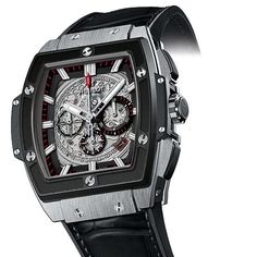 "Close-up: @Hublot's Tonneau-Shaped ""Spirit of #BigBang"" Collection - #RightNow on #WatchTime.com"