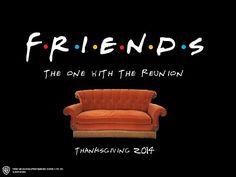 Warner Bros confirm Friends reunion for Thanksgiving 2014. YEEESSSS!!!!