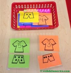 : amazing kindergarten activities clothes about preschool my clothes theme Preschool Lessons, Preschool Classroom, Preschool Learning, Kindergarten Math, Teaching Math, Preschool Activities, Creative Curriculum Preschool, Childhood Education, Kids Education