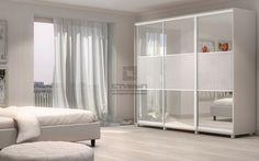 Шкафы-купе - Фотогалерея - АК Стимул: мебельная фурнитура и аксессуары