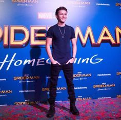 Tom Holland | Spiderman | Spider-Man Homecoming |