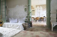 No more wallpaper room