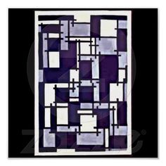 Poster-Classic Vintage-Theo Van Doesburg 22