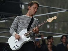 """Christopher Aubrey """"Chris"""" Shiflett is best known as the lead guitarist for the rock band Foo Fighters. Born : May 6, 1971  Lead Guitar since 1999."""