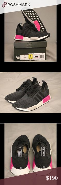 Adidas NMD R1 PK Adidas NMD R1 PK. Feel free to ask questions about the shoe. adidas Shoes Athletic Shoes