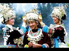 The Silver Jewelery of the Miao People - YouTube