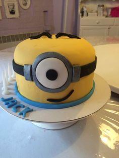 Minion Cake $120