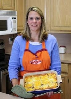 "Mommy's Kitchen: Home Sweet ~ Home Cookin : Velveeta Cheesy Bacon Hash Brown Bake ""Spring into Brunch"""