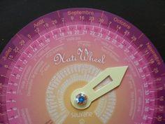 NatiWheel - Roulette de grossesse par Sauvane