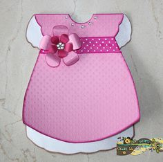 cute baby girl card