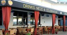 Outdoor Patio Fine Dining Hospitality Design of Taverna Opa ...
