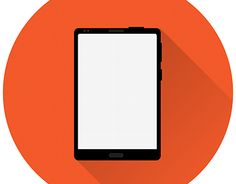 """Check out new work on my @Behance portfolio: """"Flat Smartphone icons with shadow"""" http://be.net/gallery/36398551/Flat-Smartphone-icons-with-shadow"""