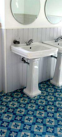 Baldosa hidraulica - lovely coloured floor tiles made in spain