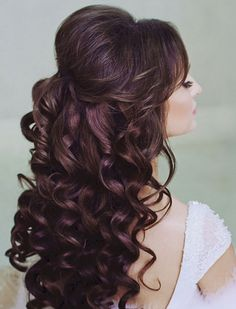 Perfect Half Up Half Down Wedding Hairstyles Trends no 154