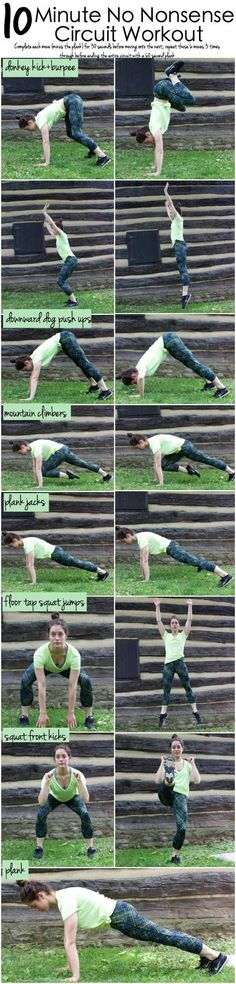 A collection of workouts that you can do anywhere | www.pancakewarriors.com