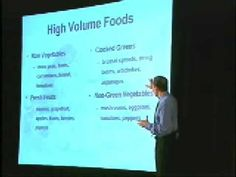 Dr  Joel Fuhrman - Explains Nutrient Density