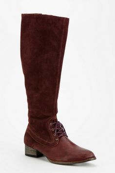 J Shoes Chariot Lace-Up Boot