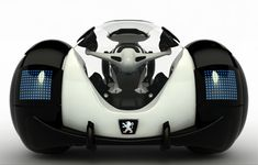 RD Futuristic Car Concept from Peugeot
