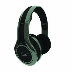 Amazon.com: SMS Audio SMS-DJ-GRY Street by 50 Cent Wired DJ Headphones - Grey: Home Audio & Theater