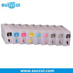 Best selling products in Europe epson refillable ink cartridge for LFP Printer www.euccoi.com