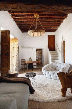 UNA CASA CUATRICENTENARIA EN IBIZA [] BEAUTIFUL COUNTRY HOUSE IN IBIZA