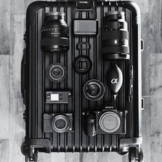 You're traveling the world but can only take 2 lenses. Which lenses do you take? . #MyCameraBag by @bennylims