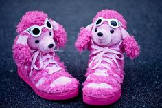 new arrival b0c16 f9b3b Jeremy Scott x adidas Originals JS Pink Poodle Pink Poodle, Jeremy Scott,  The Originals