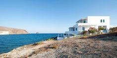 Luxury Hotel In Pollonia Milos | Photo Gallery
