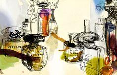 Daniel Egneus: Perfume