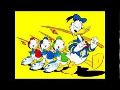 Donald als Postbode Luisterboek
