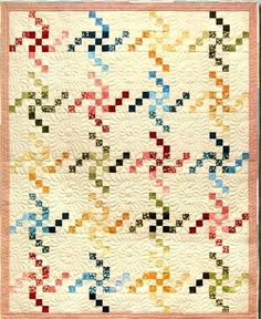 Framed Nine Patch Quilt Block Pattern Nine Patch Quilt Block Pattern Swirling Lulu Nine Patch Quilt Free Pattern By Carolynstewart338 Nine Patch Quilts To Make