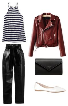 """""""❤️"""" by indahhalit on Polyvore featuring philosophy, Aéropostale and Balenciaga"""