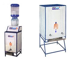 The \'Natural Water Cooler\' is a low cost, energy efficient, environment…