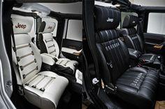 Nautic Concept Jeep Wrangler Unlimited