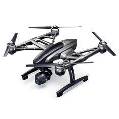 Apercu Image 2 Yuneec Drone Multicoptère Typhoon Q500 Camera 4K commandes avec écran LCD Noir