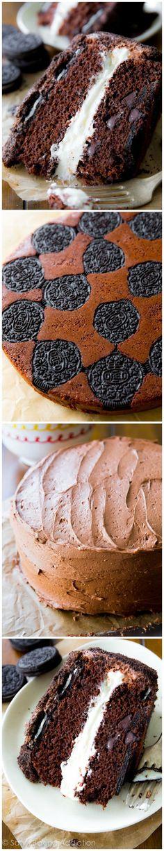 Two words: OREO CAKE!