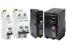 instalaciones eléctricas residenciales - interruptores automáticos