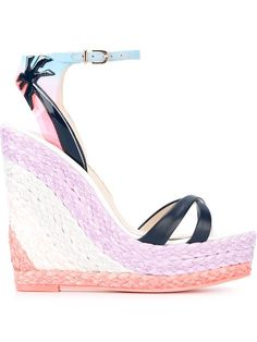 Comprar Sophia Webster sandalias con cuña en Elite from the world's best independent boutiques at farfetch.com. Shop 300 boutiques at one address.
