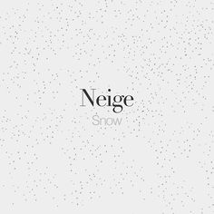 23 best images on pinterest french words neige feminine word snow n drawing beaubonjoli if you love frenchwords youll love our boutique and our gorgeous made in france prints and fandeluxe Images