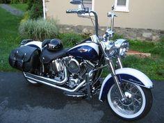Lets see your Deluxe!!!!!!!!!! - Harley Davidson Forums #harleydavidsonsoftailheritage