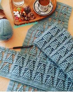 yazlik-yelek-desenler Knitting TechniquesCrochet For BeginnersCrochet Hair StylesCrochet Ideas Crochet Doily Rug, Crochet Motifs, Crochet Stitches Patterns, Baby Knitting Patterns, Knitting Designs, Crochet Designs, Diy Crafts Crochet, Crochet Home, Crochet For Kids