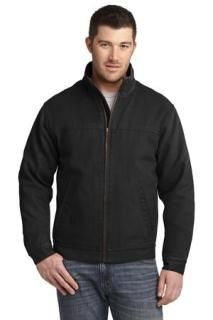 CornerStone® Washed Duck Cloth Flannel-Lined Work Jacket. #WorkWear #OuterWear