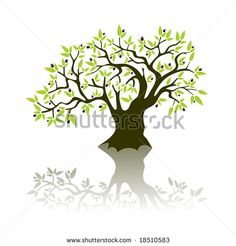 Stylized Trees Stock Photos, Images, & Pictures | Shutterstock