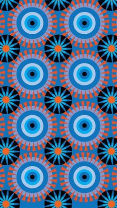 Fab pattern - makes your eyes spin a bit though