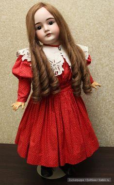 "Антикварная кукла Kestner 164 27"" / Винтажные антикварные куклы, реплики / Бэйбики. Куклы фото. Одежда для кукол"
