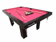 mesa de pool profesional 240mt yeerom® directo de fabrica!